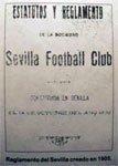 Estatutos del Sevilla F.C.