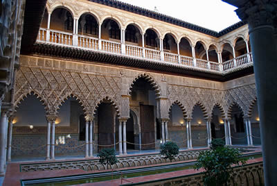 Los reales Alcázares de Sevilla