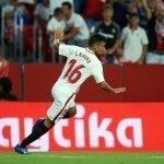 SevillaFC 4-0 Ujpest FC: Navas enciende la pizarra de Machín