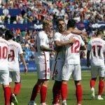 Levante UD 2-6 SevillaFC: Machín tira de la manta por arriba y le sale cara