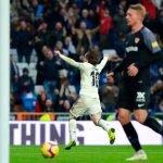 Real Madrid 2-0 SevillaFC: Justo castigo a la falta de ambición