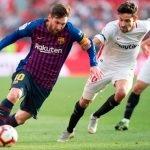 SevillaFC 2-4 FC Barcelona: ¿Cuándo se retira Messi?