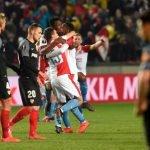 Slavia de Praga 4-3 SevillaFC: Entrenador pequeño, petardazo gordo