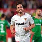 SevillaFC 2-0 CD Alavés: Sarabia suma y sigue