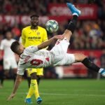 SevillaFC 1-2 Villarreal CF: Urge encontrar gol