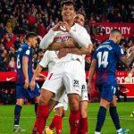 SevillaFC 3-1 Levante UD: A octavos de Copa con el mejor partido de la temporada como local