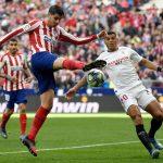 Atlético de Madrid 2-2 SevillaFC: Lopetegui recupera crédito