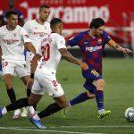 SevillaFC 0-0 FC Barcelona: Buen punto que sabe incluso a poco