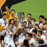 SevillaFC 3-2 Inter de Milán: Somos el PUTO Sevilla Fútbol Club