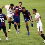 SevillaFC 1-0 Levante UD: En-Nesyri derriba el muro granota