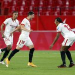 SevillaFC 4-2 RC Celta de Vigo: Con más pegada que grietas