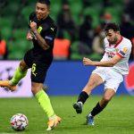 FK Krasnodar 1-2 SevillaFC: Asegura los octavos y peleará el primer puesto con el Chelsea