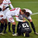 CD Alavés 1-2 SevillaFC: Bono sigue bendecido