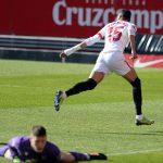 SevillaFC 3-2 Real Sociedad: En-Nesyri consigue otra victoria ante un igual