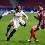 Club Atlético de Madrid 2-0 SevillaFC: Derrota de libro ante el más que probable campeón de Liga