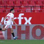 SevillaFC 1-0 SD Huesca: Un abrelatas y un cerrojo