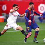 SevillaFC 0-2 FC Barcelona: Horrible ensayo para el miércoles