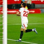 SevillaFC 2-0 Elche CF: Bola extra ganada