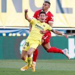 Villarreal CF 4-0 SevillaFC: 30 minutos buenos sin suerte, y desconexión total